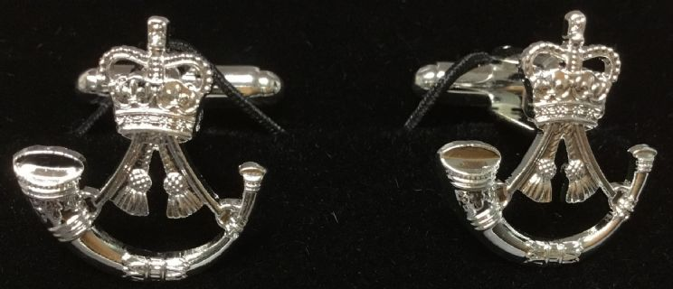 Rifles Cufflinks